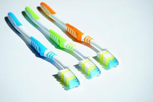 próchnica zębów szczoteczki