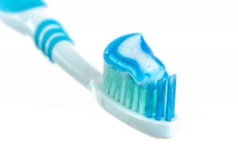 pasta do zębów szczoteczka