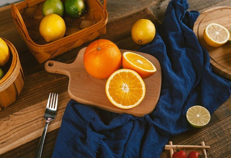 dieta wegańska cytrusy