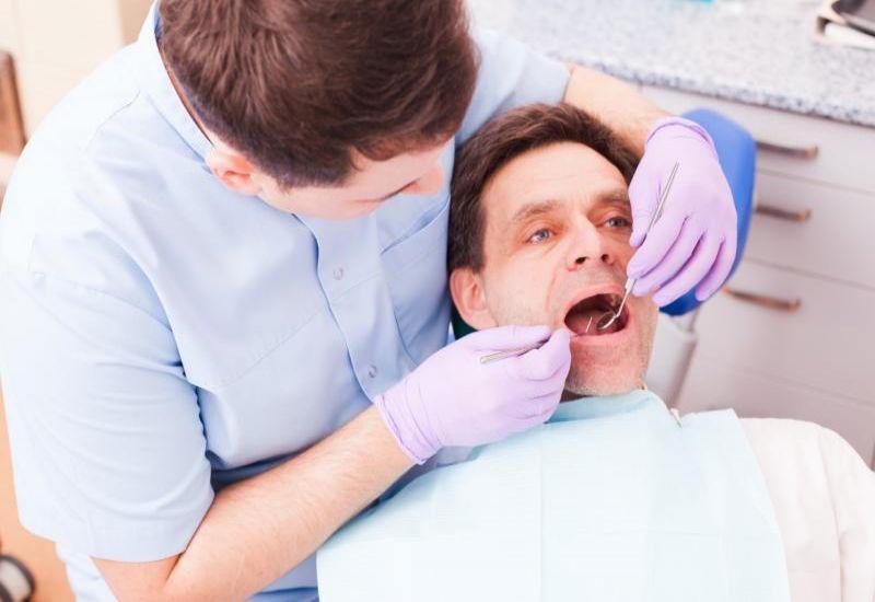 cukrzyk u dentysty