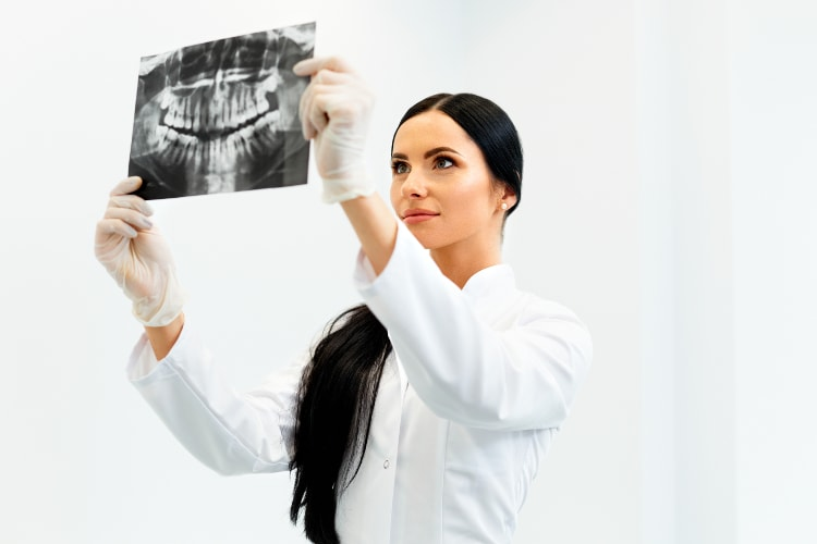 Rentgen zębów