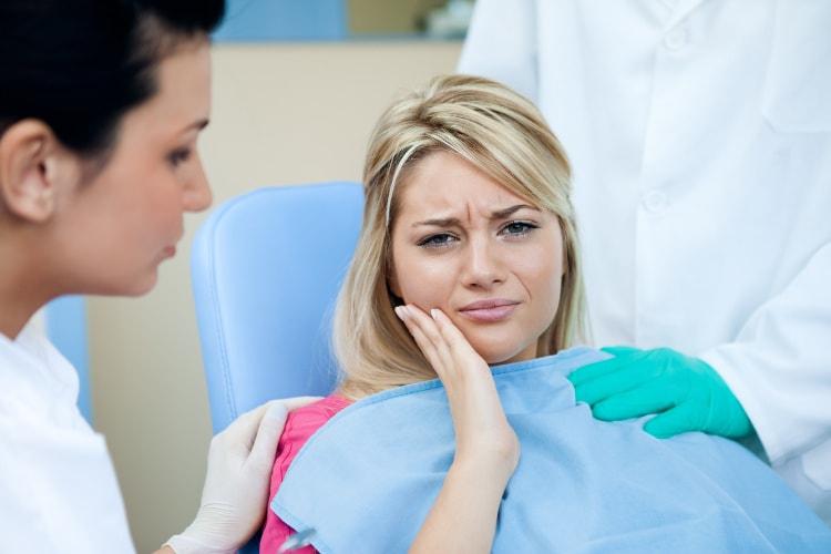 ropień zęba